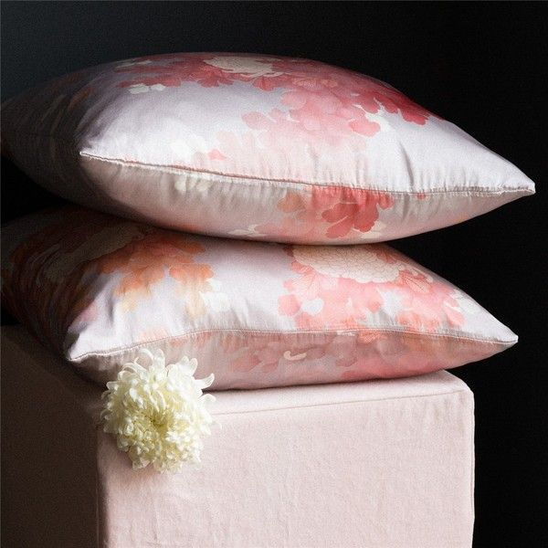 Bella Notte Decorative Square Pillow Ophelia Warm 4040 INR Mesmerizing Decorative Crib Pillows