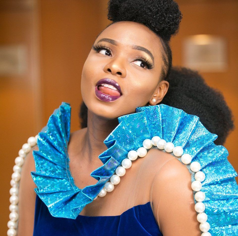 Yemi Alade Becomes The First African Female Artist To Hit 100