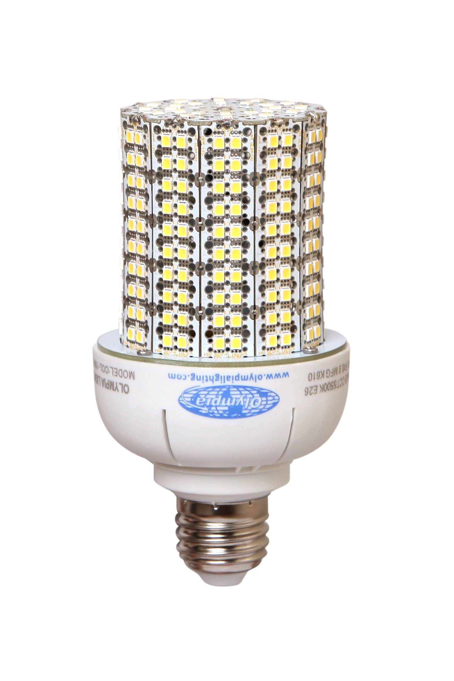 10w Compact Cluster Led Bulb 5500k E26 100277v Replacement For Hid 50w Mhhps Mvp And Cfl 26w Click Picture To Examine More Informat Led Bulb Bulb Light Bulb