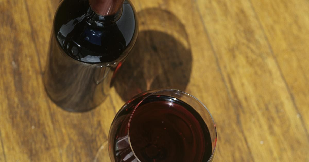 Los diferentes tipos de vino tinto y sus sabores caracerísticos