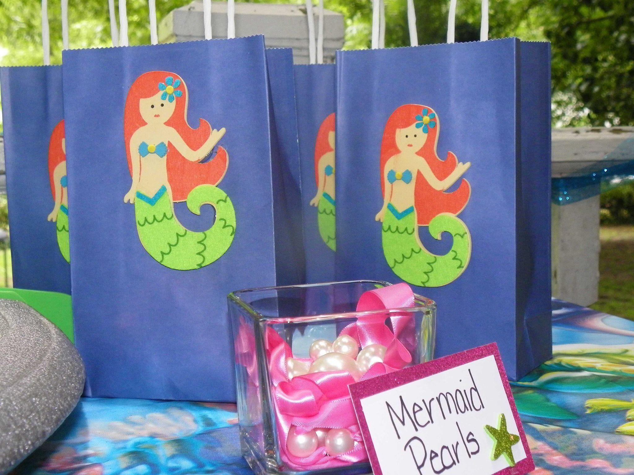 Mermaid Gift Bags