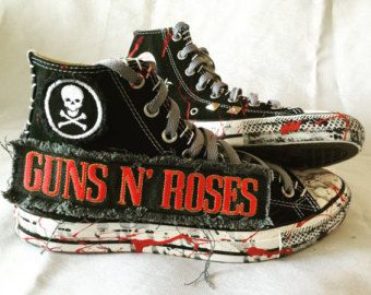 c636bfdc2af62a guns and roses shoes – Etsy