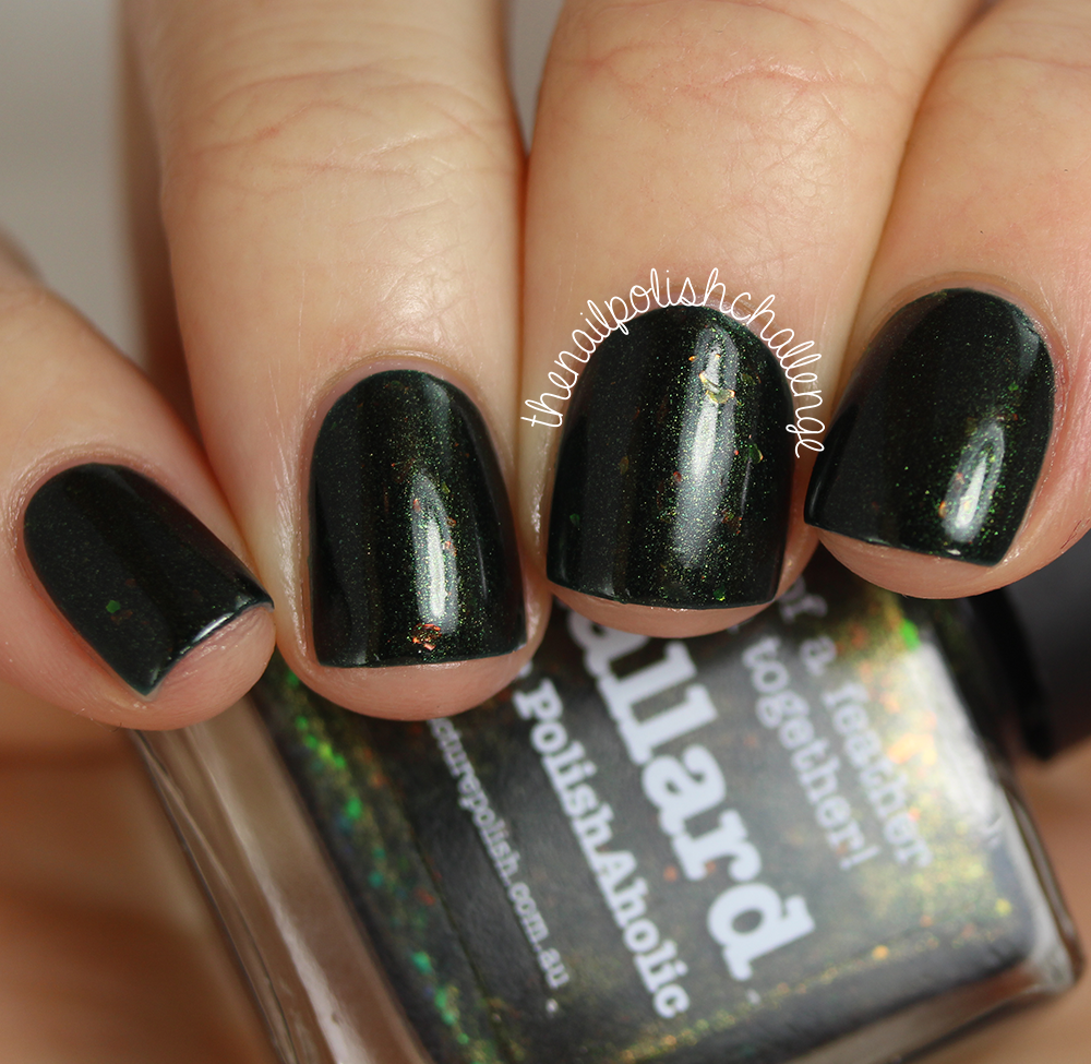 piCture pOlish Bewitch   Mallard: Swatches and Review