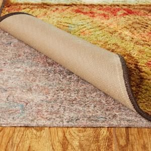 Mohawk Home 10 Ft X 14 Ft Supreme Dual Surface Felted Rug Pad 329730 Mohawk Home Rugs On Carpet Area Rug Sizes