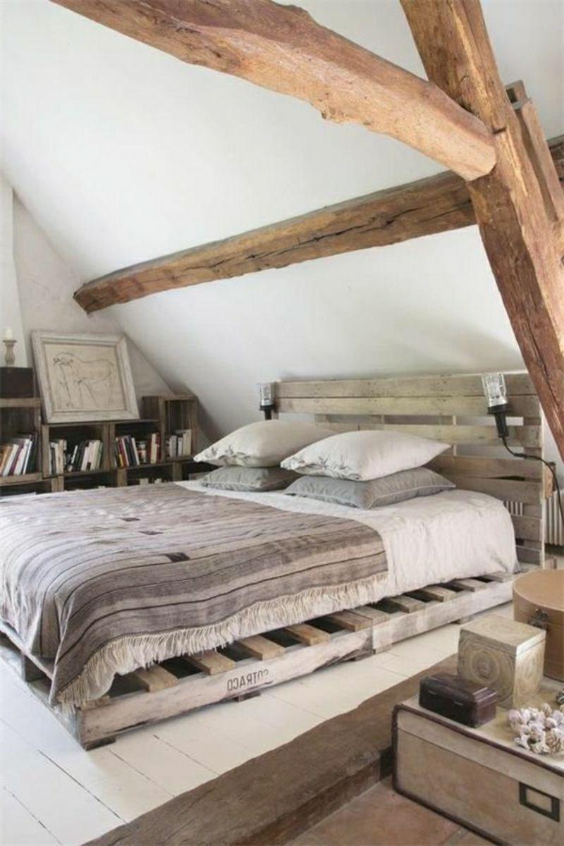 Bestes schlafzimmer schlafzimmer  diy palettenbett designs  architektur  raumgestaltung