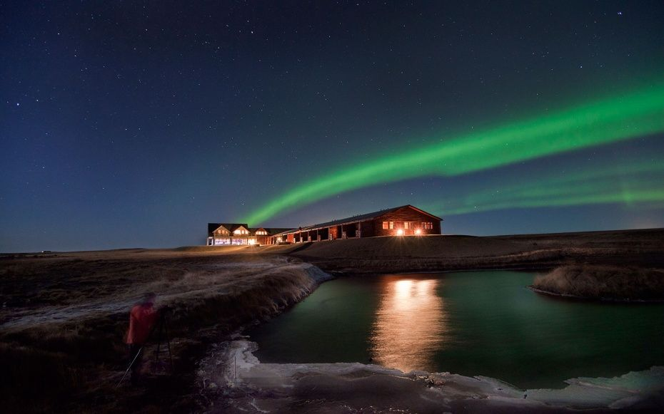 Best Place To See The Northern Light In Iceland
