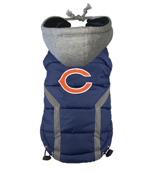 Chicago Bears NFL Puffer Vest