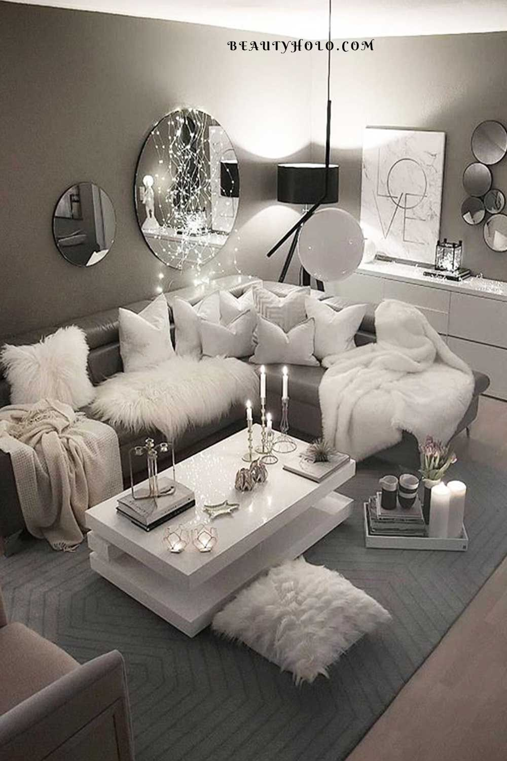View our best bedroom decorating ideas for master bedrooms, guest bedrooms, kids' rooms, and more. 17 Best Home Decor Ideas For Living Room On A Budget In 2021 Apartment Living Room Design Living Room Designs Living Room Decor Cozy