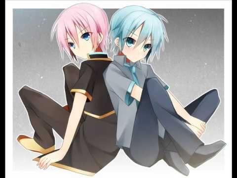 Luki and mikuo