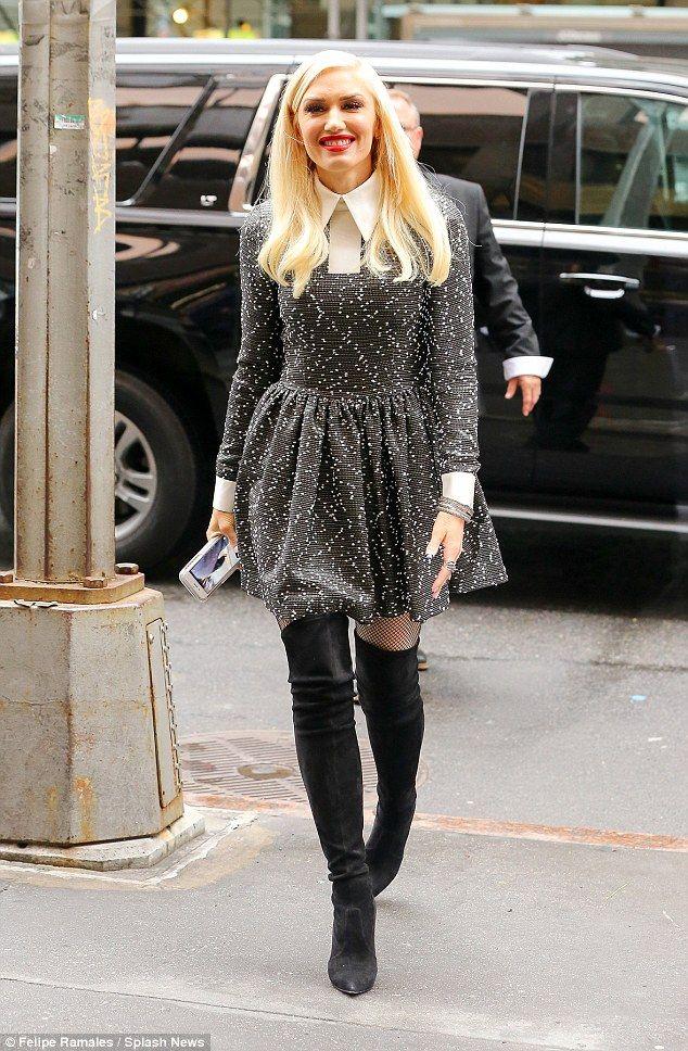 The 25 Best Gwen Stefani Style Ideas On Pinterest Gwen