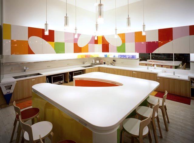 Kids Cooking Studio Interior Design Ideas 2