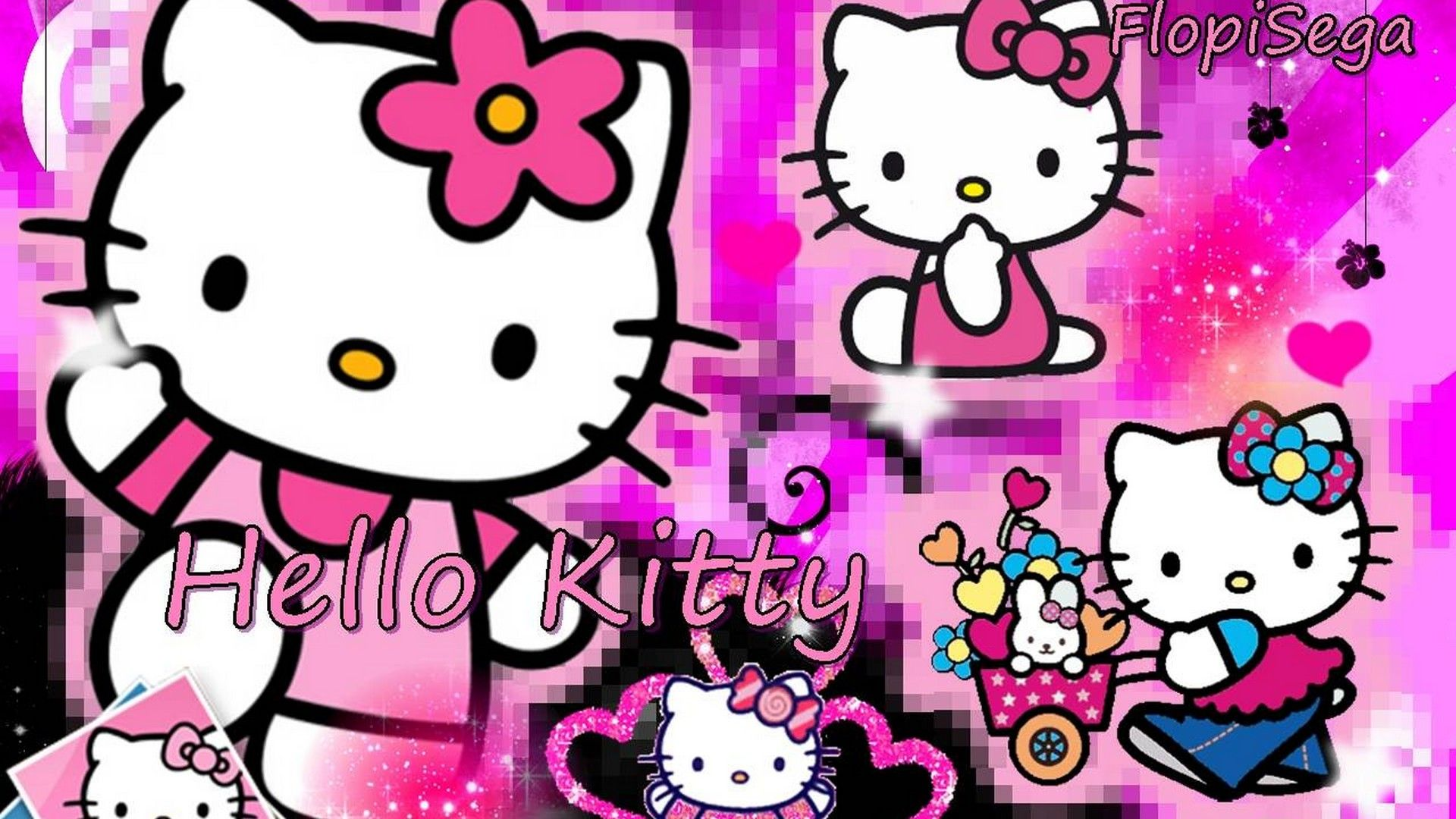 Hello Kitty Wallpaper For Desktop