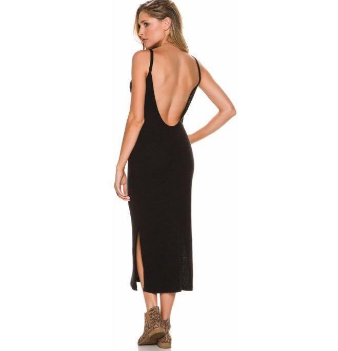 low back dress club Erotic