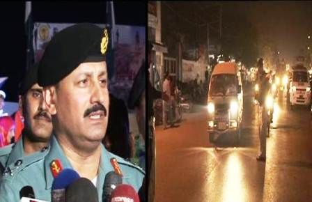 Paramilitary Rangers to begin crackdown on double cabin vehicles in Karachi