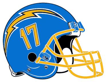 San Diego Chargers Helmet Uniform Logo Concepts The Penalty Flag San Diego Chargers Football Helmets Nfl Logo