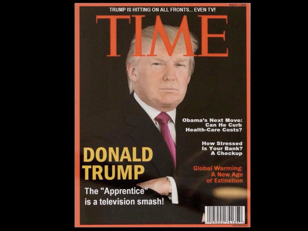 𝘿𝙪𝙢𝙥 𝙇𝙞𝙣𝙙𝙨𝙚𝙮 𝙂𝙧𝙖𝙝𝙖𝙢 On Twitter Fake Magazine Covers Trump Memes Age Of Extinction