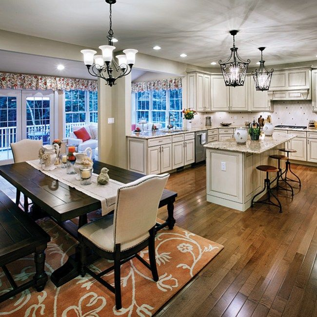 Kitchen Living Room Combo: Tips For Determining The Right-Size Home For You