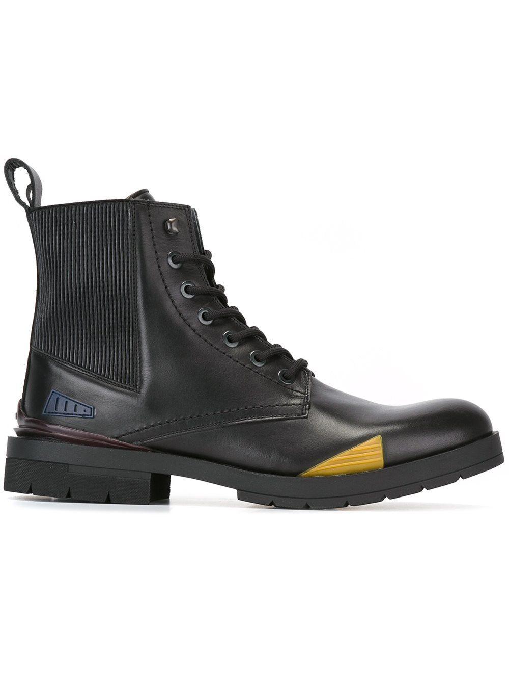 a3157d21 Kenzo 'Ranger' boots | Boots | Shoe boots, Shoes, Fashion shoes