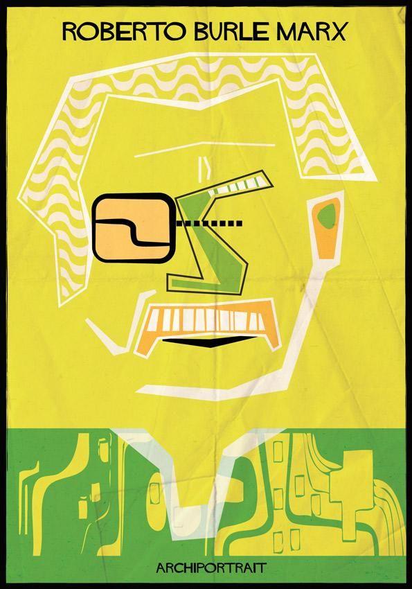 ARCHIPORTRAIT - Burle Marx