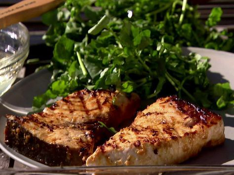 foods indonesian grilled swordfish from foodnetworkcom barefoot contessa