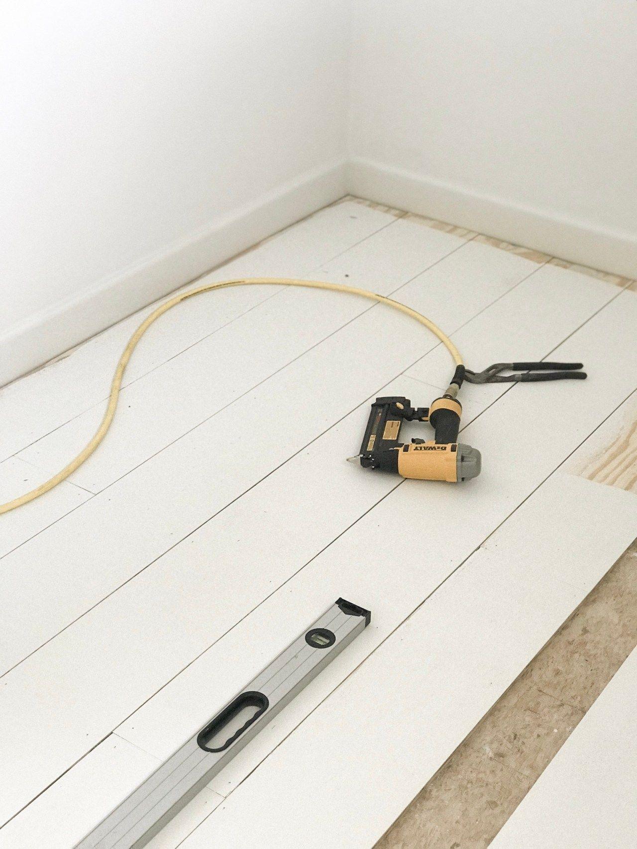 Diy Plywood Plank Flooring Plank Flooring Plywood Plank Flooring Diy Wood Floors