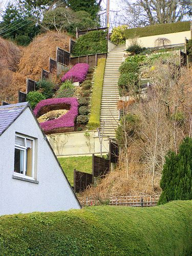 Steep Garden | Magical Garden Plans | Pinterest | Steep gardens ...
