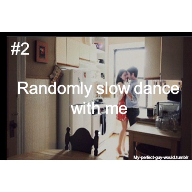 Relationship Bucket-List. I wish my husband would do this with me but he hates dancing lol