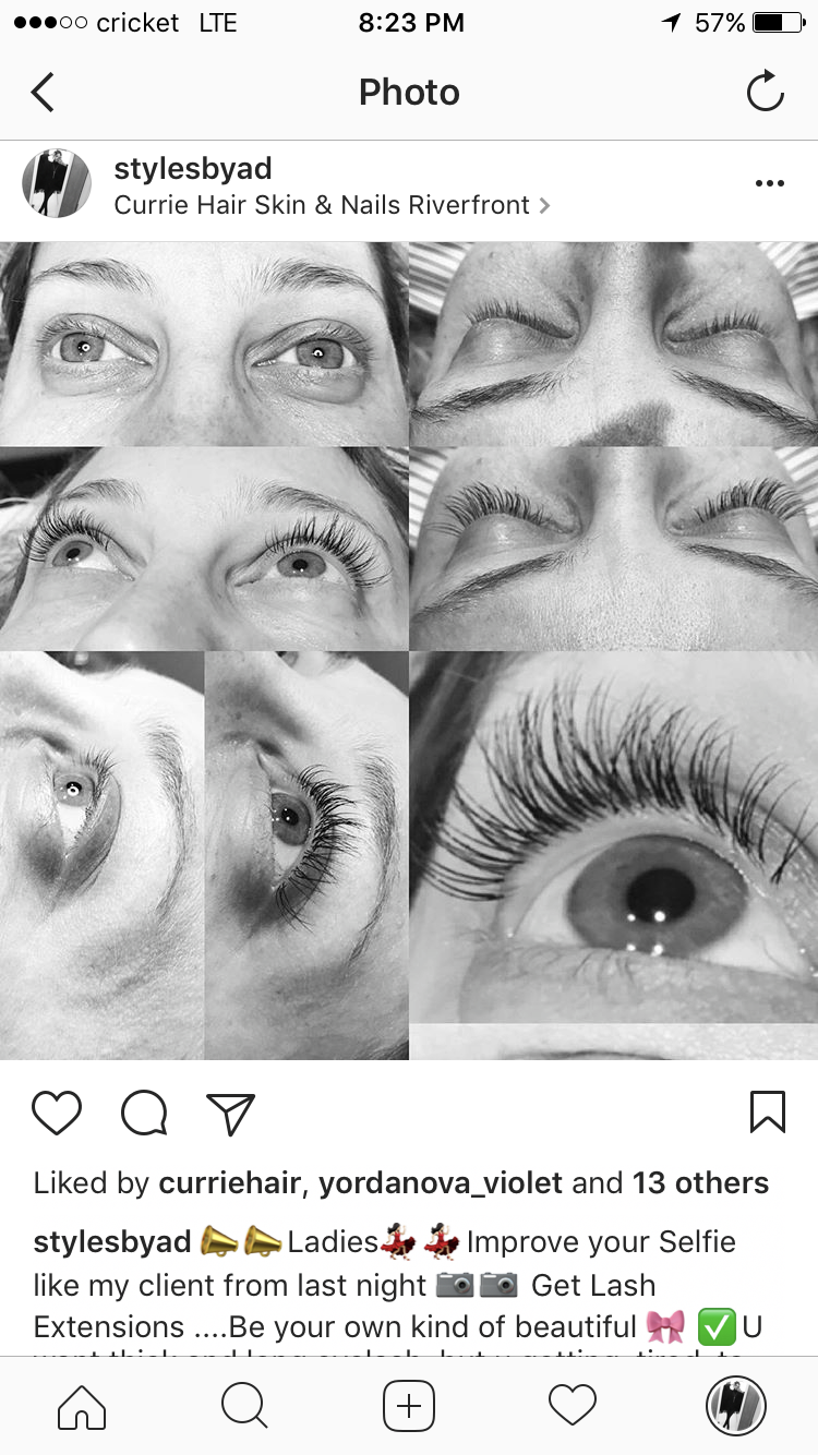 Pin by Toni on Eyelashes extensions by Toni (With images ...