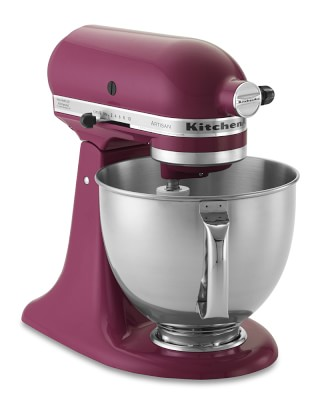 kitchenaid r artisan stand mixer bordeaux in 2018 future life rh pinterest com