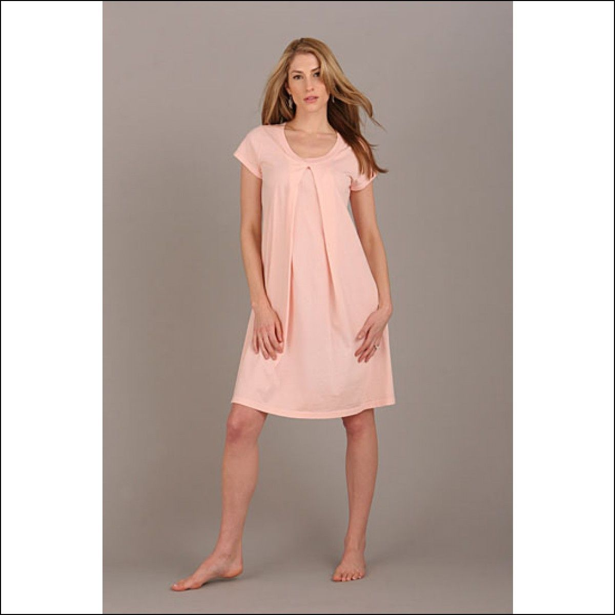 Nursing Gowns for Hospital | Dresses and Gowns Ideas | Pinterest ...
