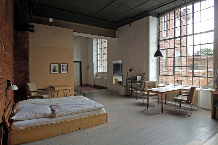 Appartement / Zimmer #3 Leipzig | City Living :: Loft Style ...