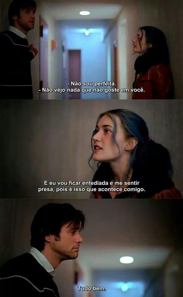 Brilho Eterno De Uma Mente Sem Lembrança Cinema Pinterest