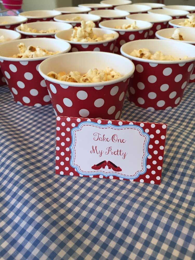 Wizard Of Oz Birthday Party Ideas With Images Wizard Of Oz