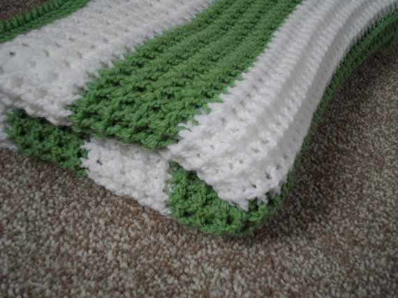 Hey, I found this really awesome Etsy listing at https://www.etsy.com/listing/179481790/green-and-white-waffle-pattern-baby