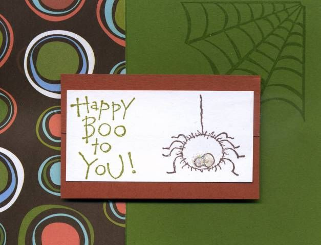 booglie eyes by biblesistersmom - Cards and Paper Crafts at Splitcoaststampers