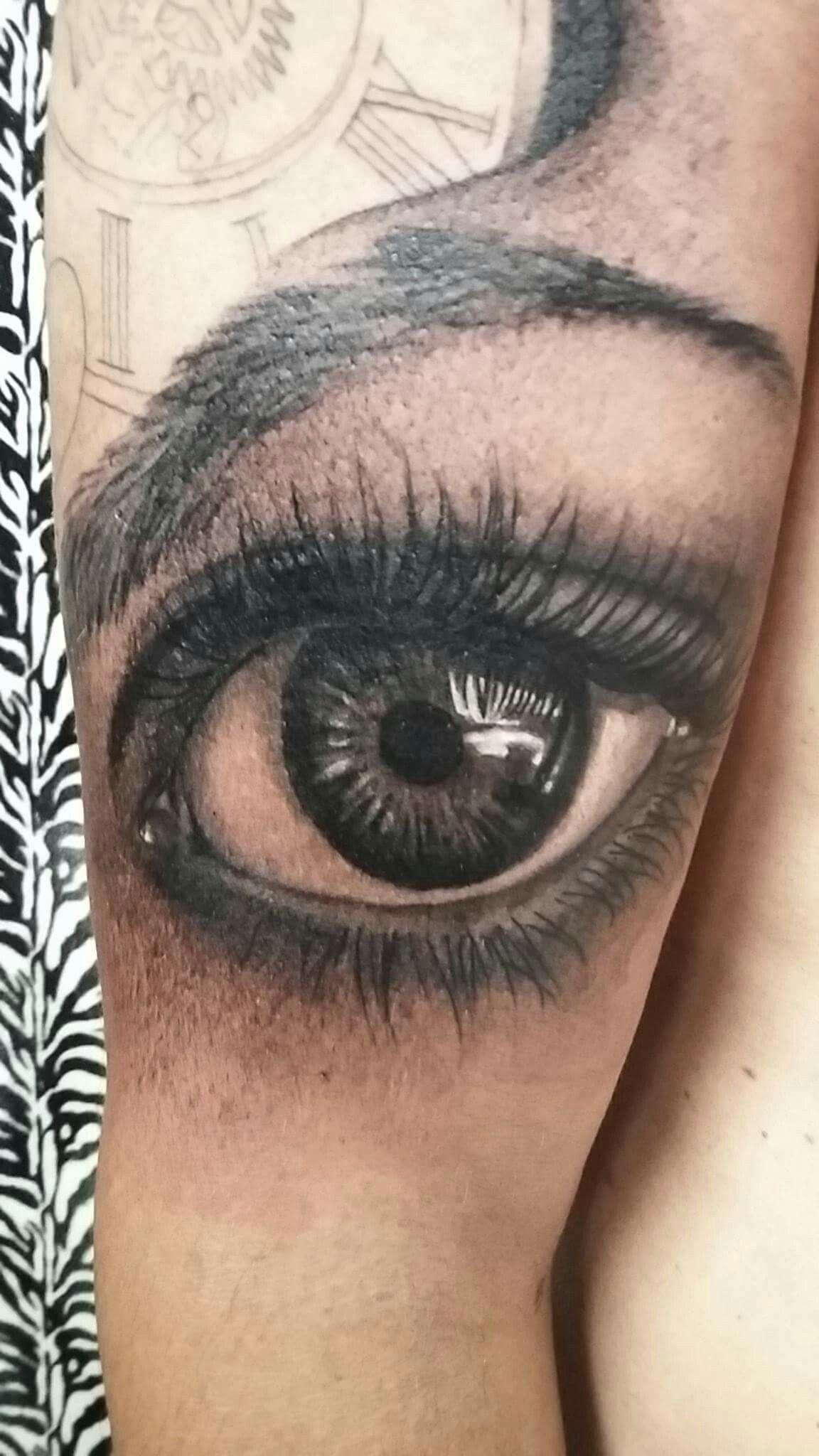 Eye tattoo (Görüntüler ile)