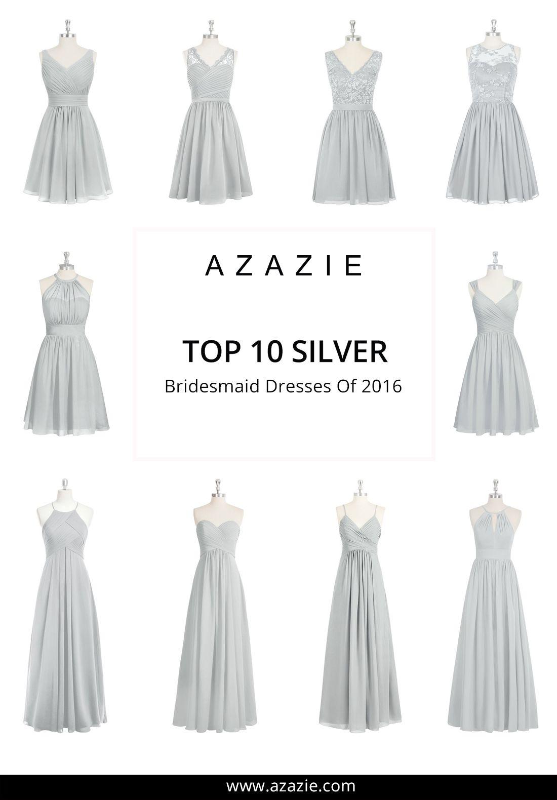 Boutique Bridesmaid Dresses Color