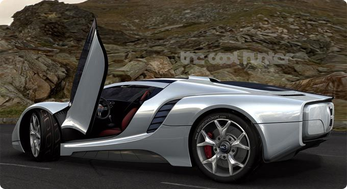 Mc1 Supercar Created By David Hilton And C2p Automotive Super Cars Concept Cars Supercars Concept