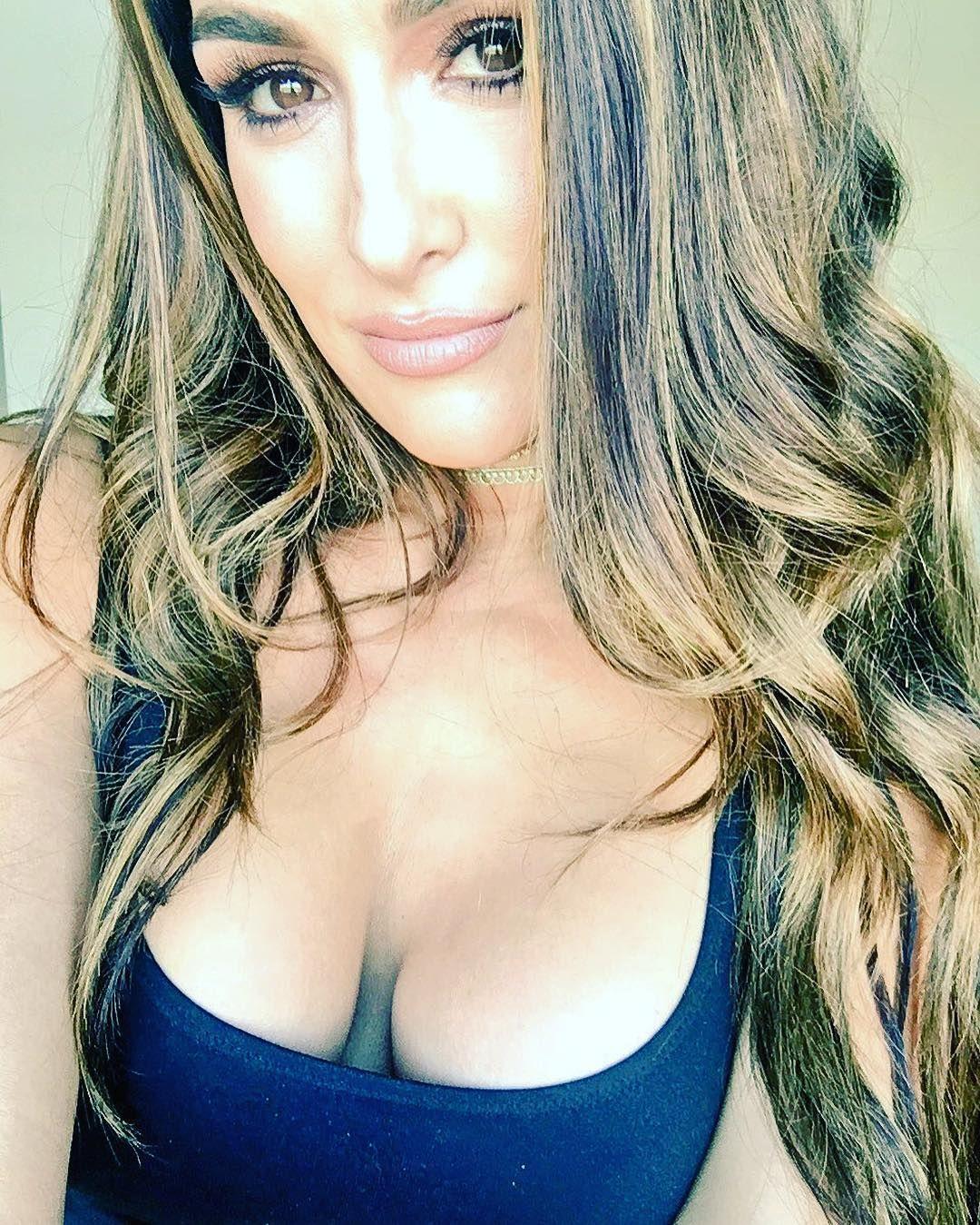 Selfie Brie Bella nudes (92 images), Topless