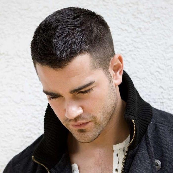 01652f476fd Short Mix Mens Haircut - How To | For the boysies | Hair cuts, Short ...