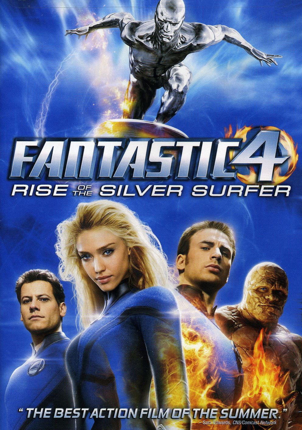 silver surfer movie new