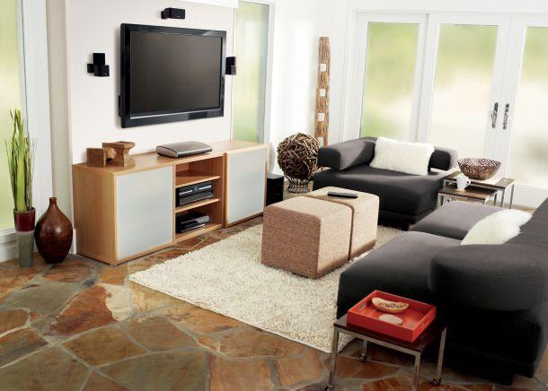 Fotos de casas peque as elegantes living room sala - Fotos de comedores elegantes ...