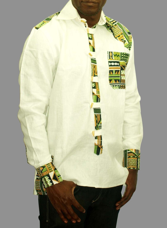 Exceptionnel chemises africaines hommes - Recherche Google | Enfants  EX83