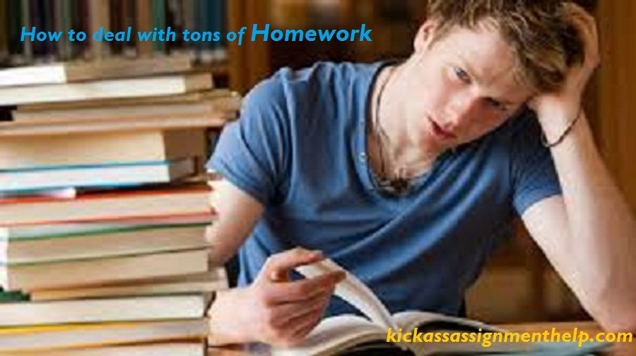 Admirable How To Deal With Tons Of Homework Homework Help Phd Download Free Architecture Designs Scobabritishbridgeorg