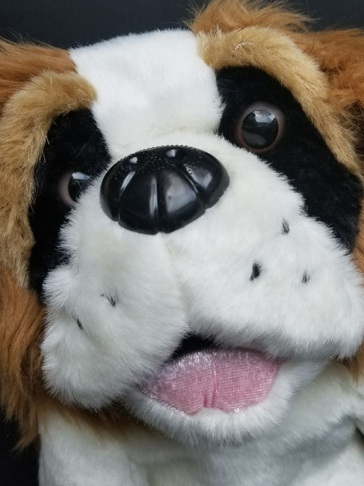 New Rory Mcllroy St Bernard Dog Golf Driver Headcover Premierlicensing Bernard Dog Sport