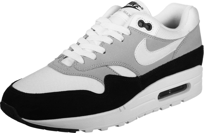 Nike Air Max 1 Schuhe grau weiß schwarz im WeAre Shop   WeAre ... da94194a97