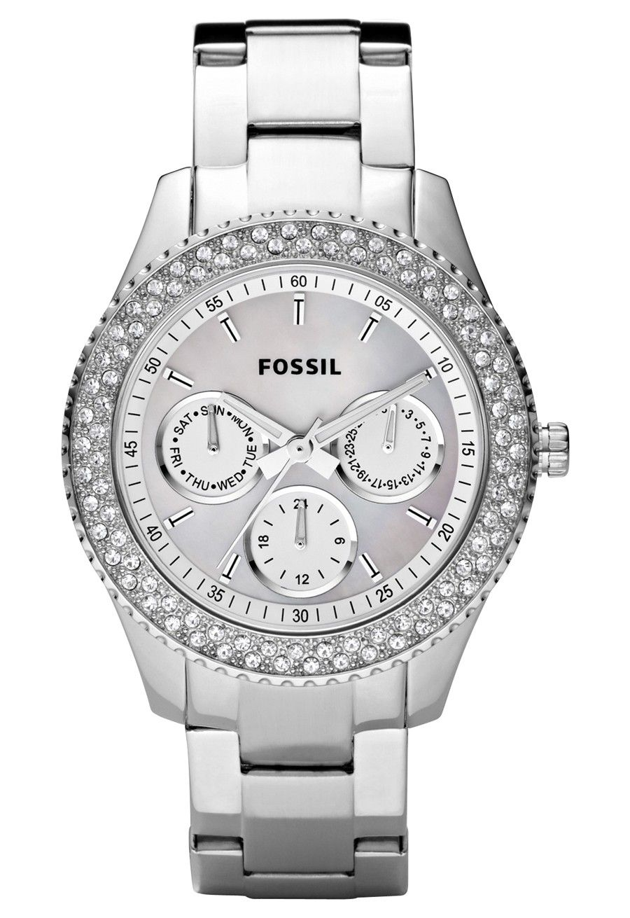 b14c1db0a86 Glamourøst dameur - Fossil Stella ES2860 | Women Luxury Watches ...