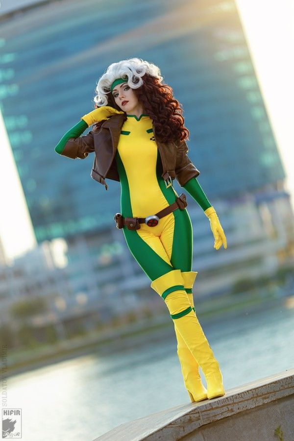 This rogue cosplay is beyond amazing gallery rogue cosplay ryoko demon does what is probably the best rogue cosplay ive seen everything solutioingenieria Gallery