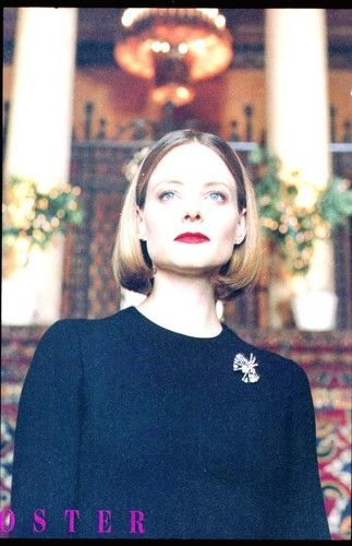 Jodie Foster Sexy Close Up TV Movie Actress RARE Color 35mm Slide Negative 4 | eBay