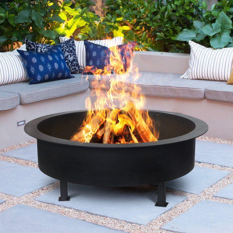 Kalahari Black Steel Fire Pit - 82cm – Fire Pits Direct - Kalahari Black Steel Fire Pit - 82cm – Fire Pits Direct Tuine